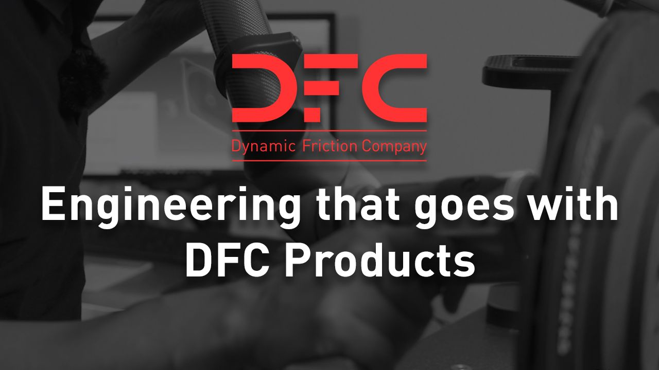 Engineering that goes with DFC products