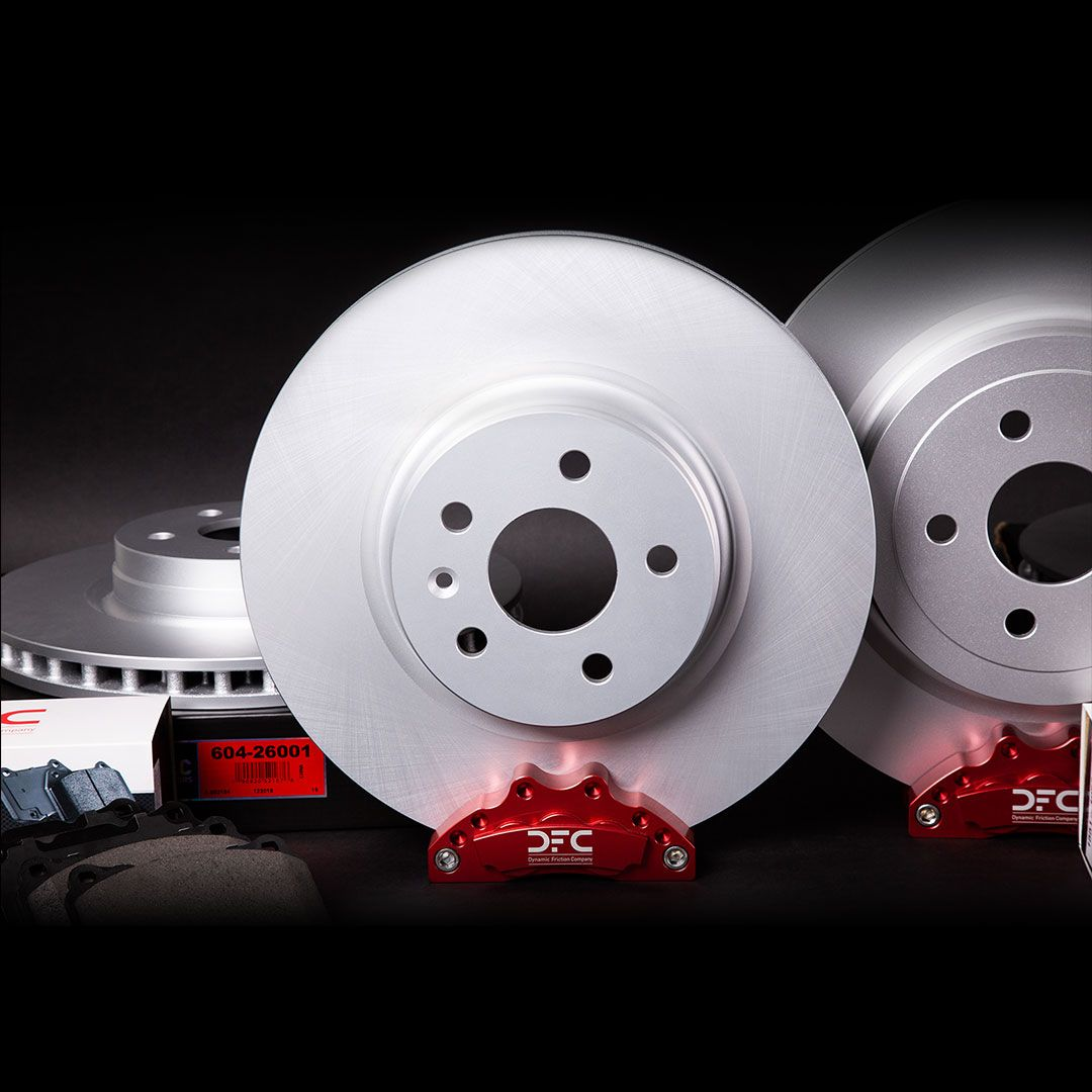 DFC GeoSpec Brake Rotors Tesla