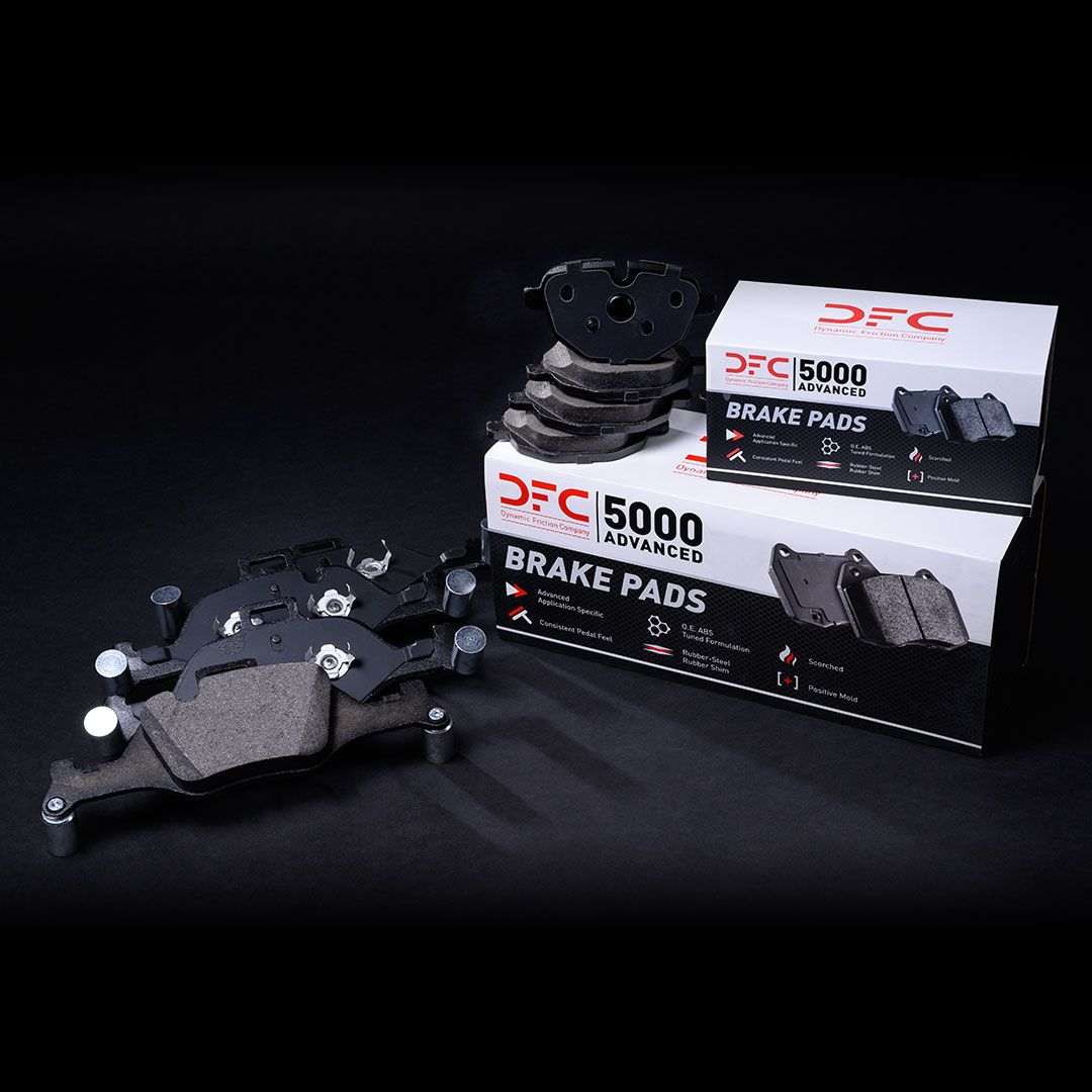 DFC 5000 Advanced Brake Pads