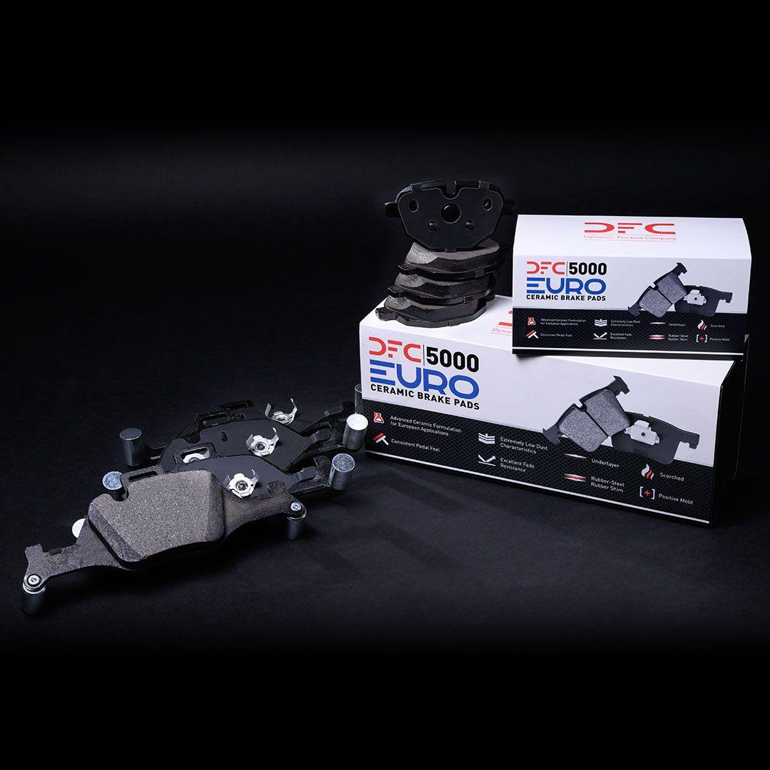 DFC EURO Ceramic Brake Pads