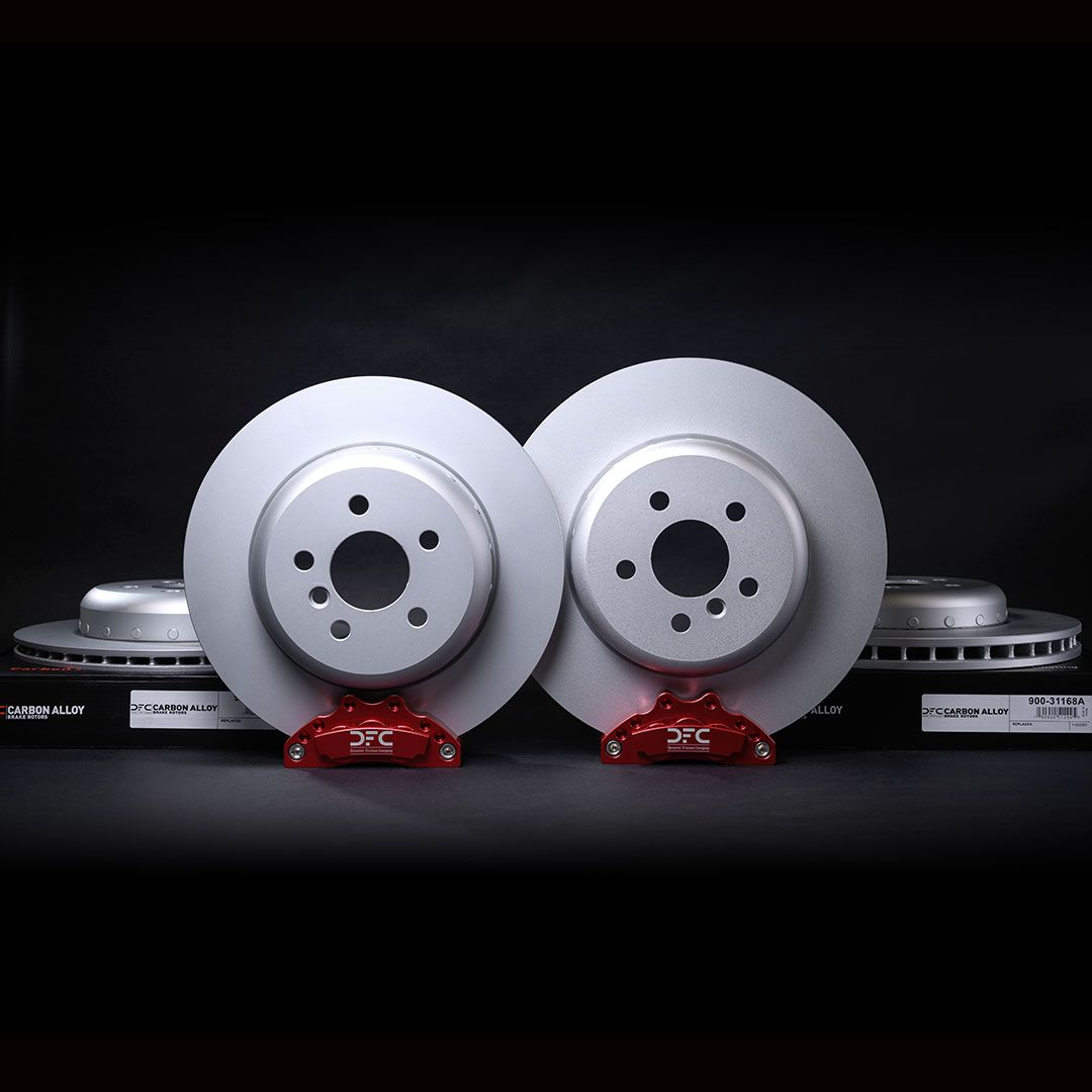 DFC Hi-Carbon Brake Rotors
