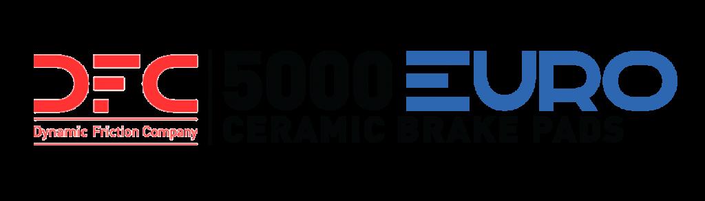 DFC 5000 EURO Pads logo