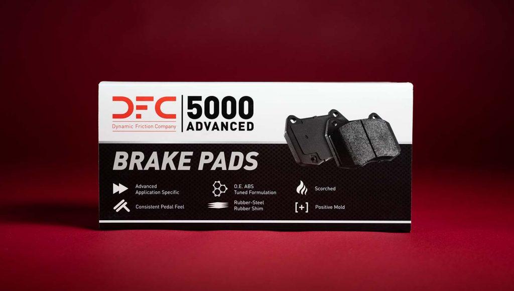 DFC 5000-Advanced Pads