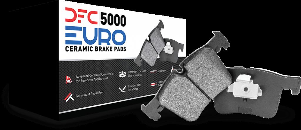 DFC 5000 EURO Pads