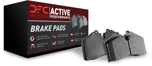 DFC ACTIVE PERFORMANCE s4 PADS