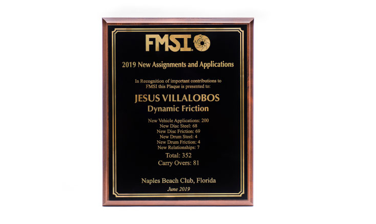 DFC Honored by FMSI for the Third Consecutive Year