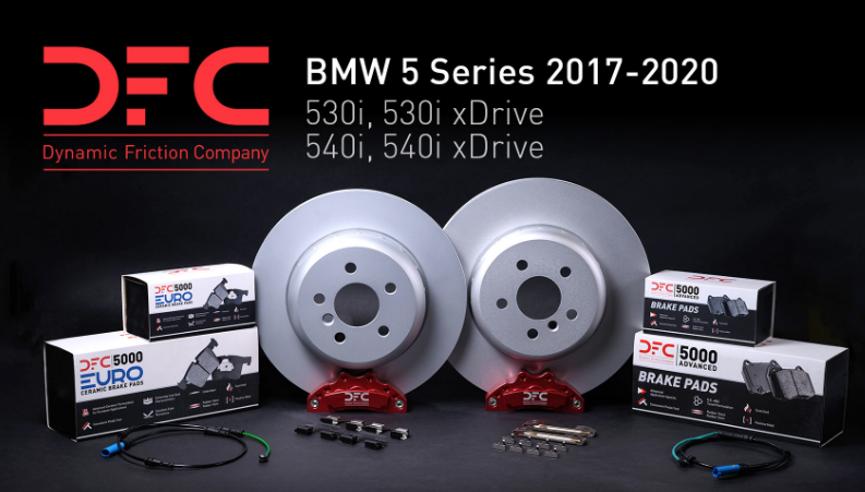DFC Announces New Application – 2017-2020 BMW 5 Series