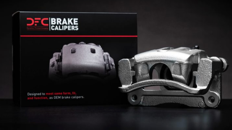 "Dynamic Friction Company Announces First Full-Line ""No Core"" Outright Caliper Program"