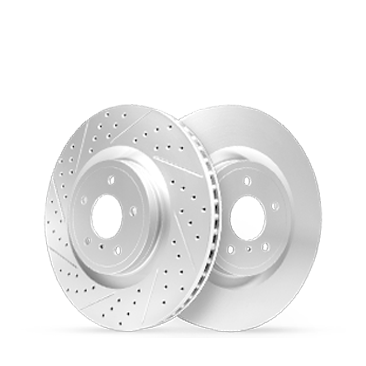 DFC Carbon Alloy Rotors