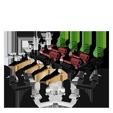 DFC Hardware Brake Kit